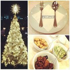 Photo taken at Recipes by Café Metro by Jomz AJ G. on 11/13/2012