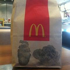 Photo taken at McDonald's by David P. on 11/24/2012
