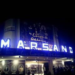 Photo taken at Teatro Marsano by Daniel Angello on 11/1/2013