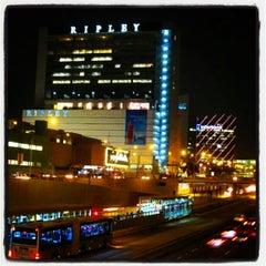 Photo taken at Ripley by Daniel Angello on 12/25/2012