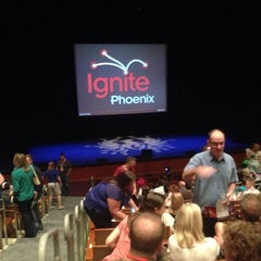 Photo taken at Ignite Phoenix by Jay T. on 5/3/2014
