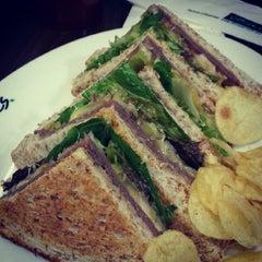 Photo taken at O'Briens Irish Sandwich Bar by Prem K. on 6/27/2013