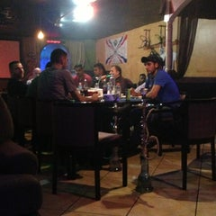 Photo taken at My Hookah Cafe by Stan T. on 11/25/2012