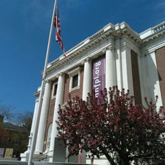 Photo taken at New Haven Free Public Library by HappyBeachKing on 4/23/2016