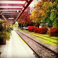 Photo taken at Estación Córdoba [Línea Celeris] by Federico B. on 10/17/2012