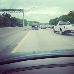 Photo taken at Interstate 85 by Lady V. on 5/11/2013