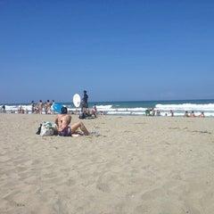 Photo taken at Playa Pelúa by Juan Pablo G. on 12/30/2012