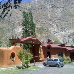 Photo taken at Cascada de las Animas by Pau A. on 2/2/2013