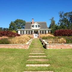 Photo taken at Pebble Hill Plantation by Wendy L. on 10/22/2012