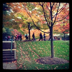 Photo taken at George Mason University by Kelly Anne J. on 10/16/2012