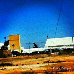 Photo taken at Southern California Logistics Airport (VCV) by Kevin Spudman P. on 8/24/2013