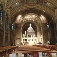 Photo taken at Basilica of Saint Mary by RJ S. on 10/26/2012