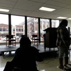 Photo taken at Truman College by Adam R. on 2/12/2013