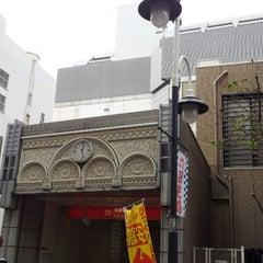 Photo taken at つくばエクスプレス 浅草駅 (TX Asakusa Sta.) by Shige on 1/8/2014