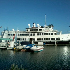 Photo taken at Hornblower Cruises & Events by Mario A. on 6/21/2013