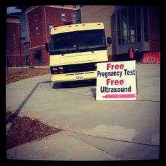 Photo taken at Southside - George Mason University by John T. on 12/12/2012