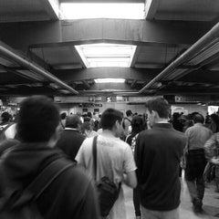 Photo taken at Metro Constitución de 1917 by Caminαλεχ 🚶 on 9/15/2015
