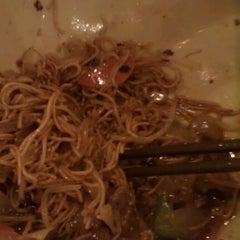 Photo taken at Noodle Bar by V M. on 11/20/2012