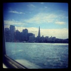 Photo taken at Golden Gate San Francisco Ferry Terminal by MJ D. on 6/10/2013