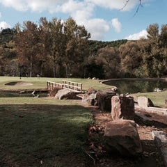 Photo taken at Eagle Crest Golf Course by David T. on 11/15/2014