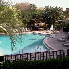 Photo taken at Rosen Inn at Pointe Orlando by Emmanuel F. on 2/16/2013