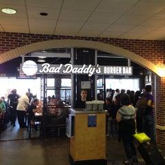 Photo taken at Bad Daddy's Burger Bar by Derek V. on 5/24/2013