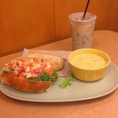 Photo taken at Panera Bread by Emerald V. on 6/27/2013