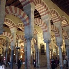 Photo taken at Mezquita-Catedral de Córdoba by Kaori O. on 9/26/2012