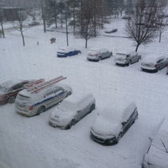 Photo taken at Courtyard Cleveland Airport South by Greg L. on 12/26/2012