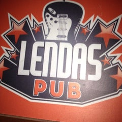 Photo taken at Lendas Pub by Olga P. on 9/23/2012