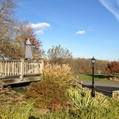 Photo taken at Stoneleigh Golf  & Country Club by Dion H. on 11/4/2012