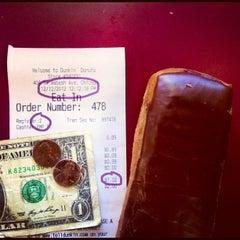 Photo taken at Dunkin' Donuts by Matt Spudart M. on 12/12/2012