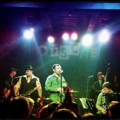 Photo taken at Dusche by Aleksandr L. on 11/16/2012