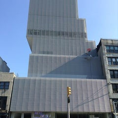 Photo taken at New Museum by Alena. D. on 2/14/2013