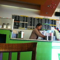 Photo taken at Ocha Tea Café by Mason W. on 2/26/2013