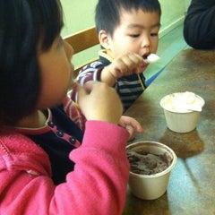 Photo taken at Cowabunga Creamery by Mason W. on 11/19/2012