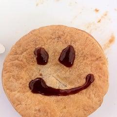 Photo taken at Cronulla Pie Shop by Alex P. on 12/1/2012