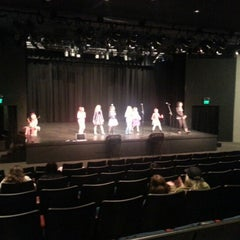 Photo taken at Village Theatre by Sandro R. on 12/6/2012