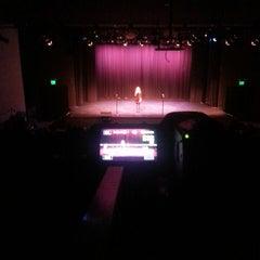 Photo taken at Village Theatre by Sandro R. on 4/9/2013