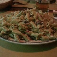 Photo taken at Pub Birreria Spaghetteria da Agostino by Marco B. on 10/28/2012