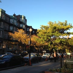 Photo taken at Newbury Street by Gavin R. on 10/16/2012