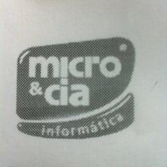 Photo taken at Micro & Cia by Rafael P. on 2/1/2013