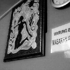Photo taken at Warung Bu Made by Ida D. on 9/29/2012