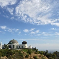 Photo taken at Griffith Observatory by Chenxi X. on 5/21/2013