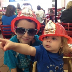 Photo taken at Firehouse Subs by Amanda T. on 11/10/2012