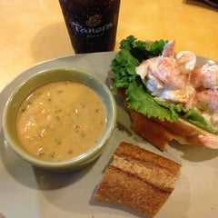 Photo taken at Panera Bread by Kenneth I. on 7/10/2013