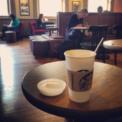 Photo taken at Starbucks by Stephen J. on 4/21/2013