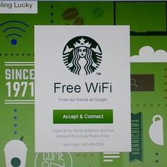 Photo taken at Starbucks by John A. on 5/20/2014