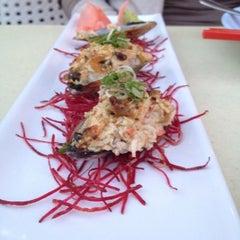 Photo taken at Mr. An's Teppan Steak & Sushi by Brett S. on 11/21/2012
