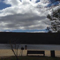 Photo taken at Mauch Chunk Lake Park by Van S. on 4/27/2014